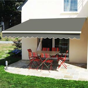 Awning Canopy Structure Manufacturer in Delhi