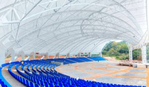 Tensile Structure Manufacture in Shillong