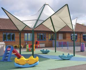 Tensile Structure Manufacturer in Meerut